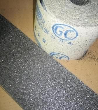 Graphite Cloth