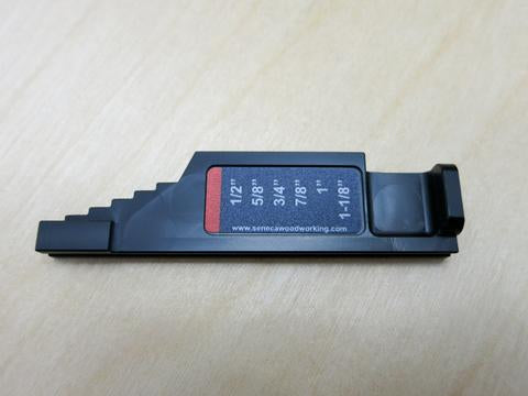 Imperial Thickness Gauge for Domino DF 500