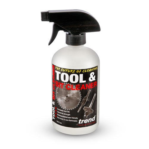Tool and Bit Cleaner Trend 18 oz (523 ml)
