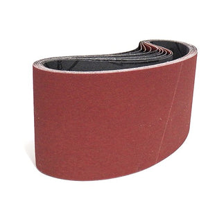 "4"" x 21"" Klingspor Belts, 10pc"