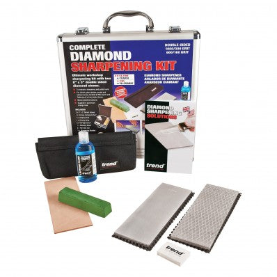 DIAMOND SHARPENING KIT - LIMITED EDITION