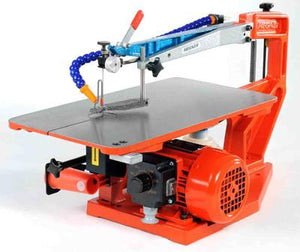 "HEGNER Multimax 18-V Variable Speed 18"" Scroll Saw"