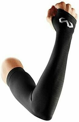 Women's Reflective Compression Thumbhole Arm Sleeves