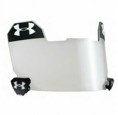 UA9902 Football Eyeshield Gray