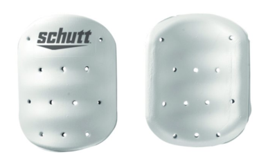 Lightweight ventilated skill position thigh pads