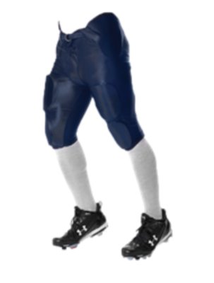 Football Padded Pants (Youth)