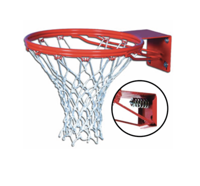 Aro de Baloncesto Flexible con Red