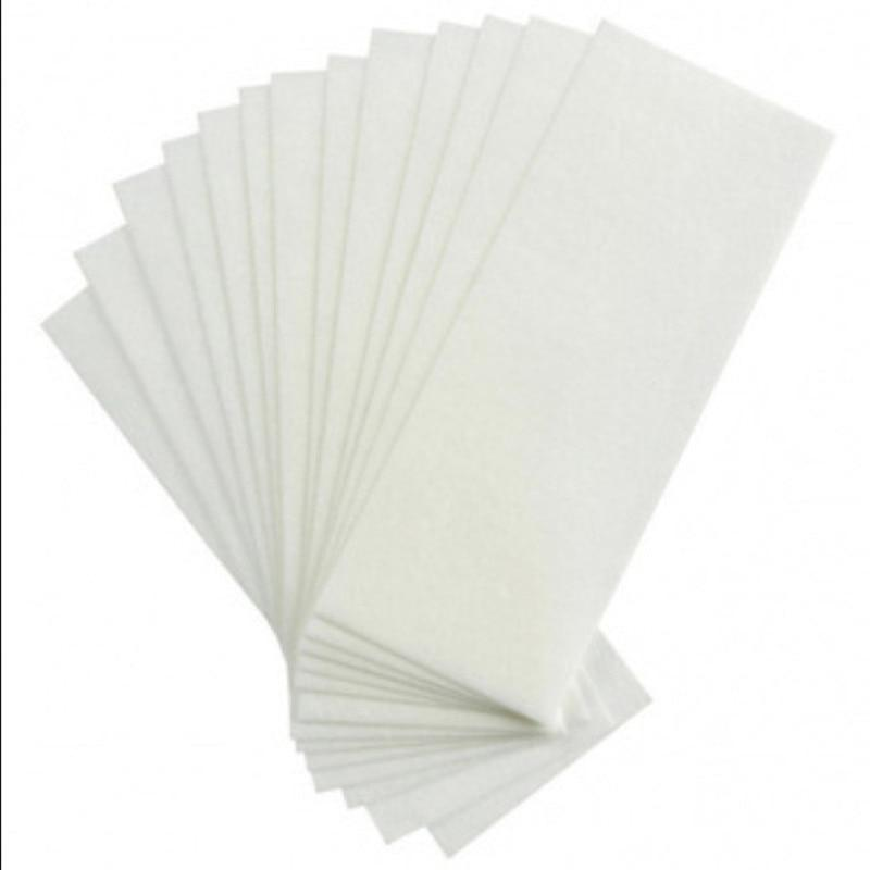 100 PCS WAXING STRIPS