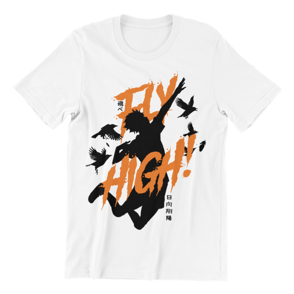 """Fly High""  Tshirt"