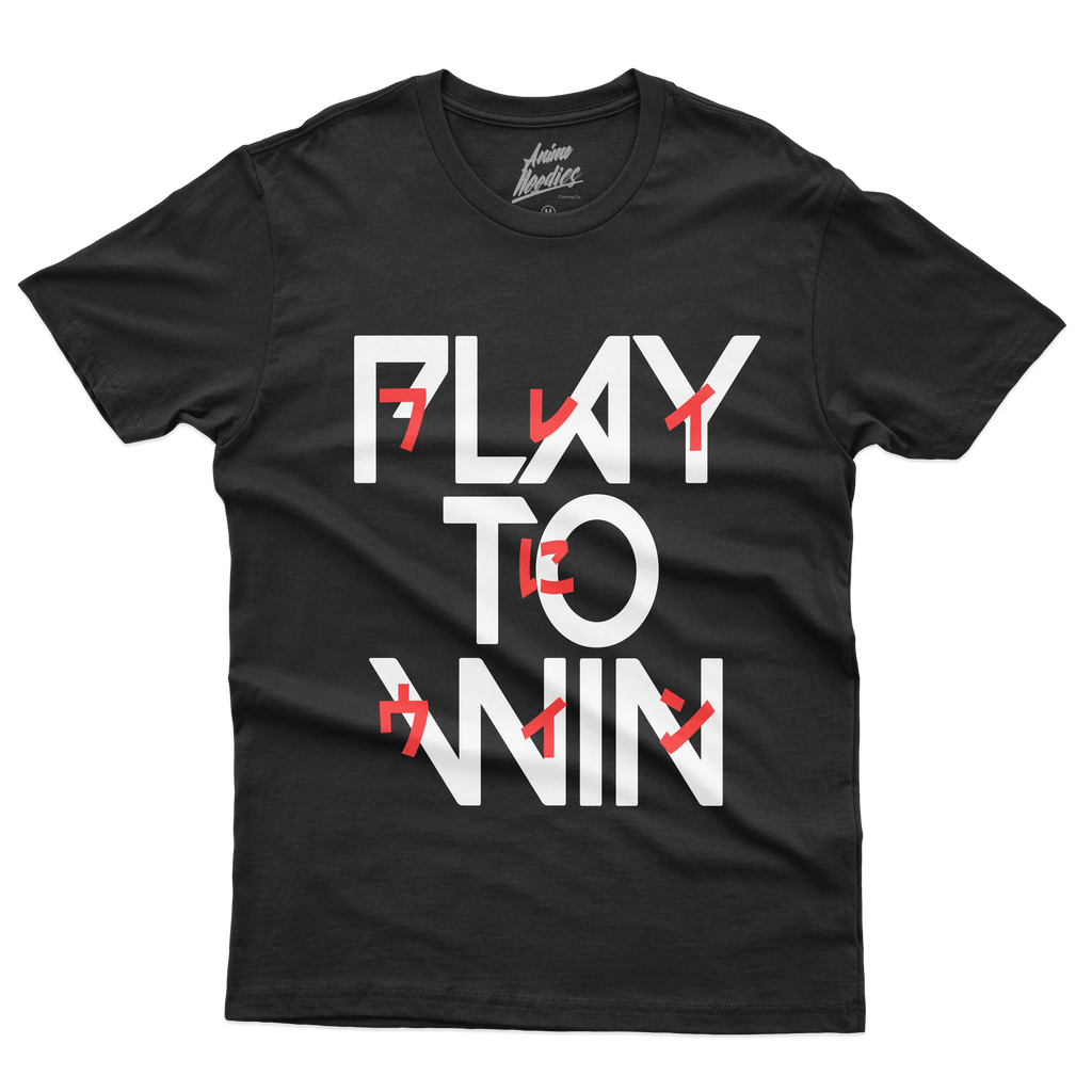 PLAY TO WIN Tshirt