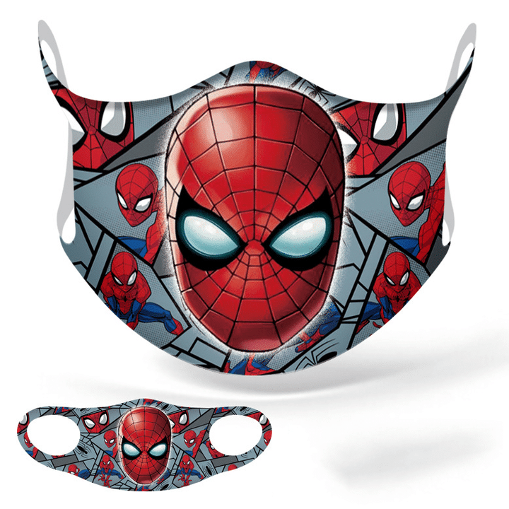 SUPERHERO FACE MASK