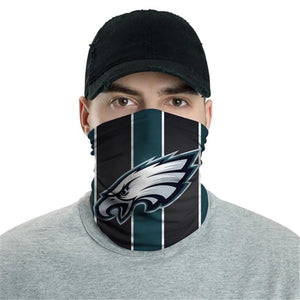 Philadelphia Eagles Logo Face Mask Bandanas