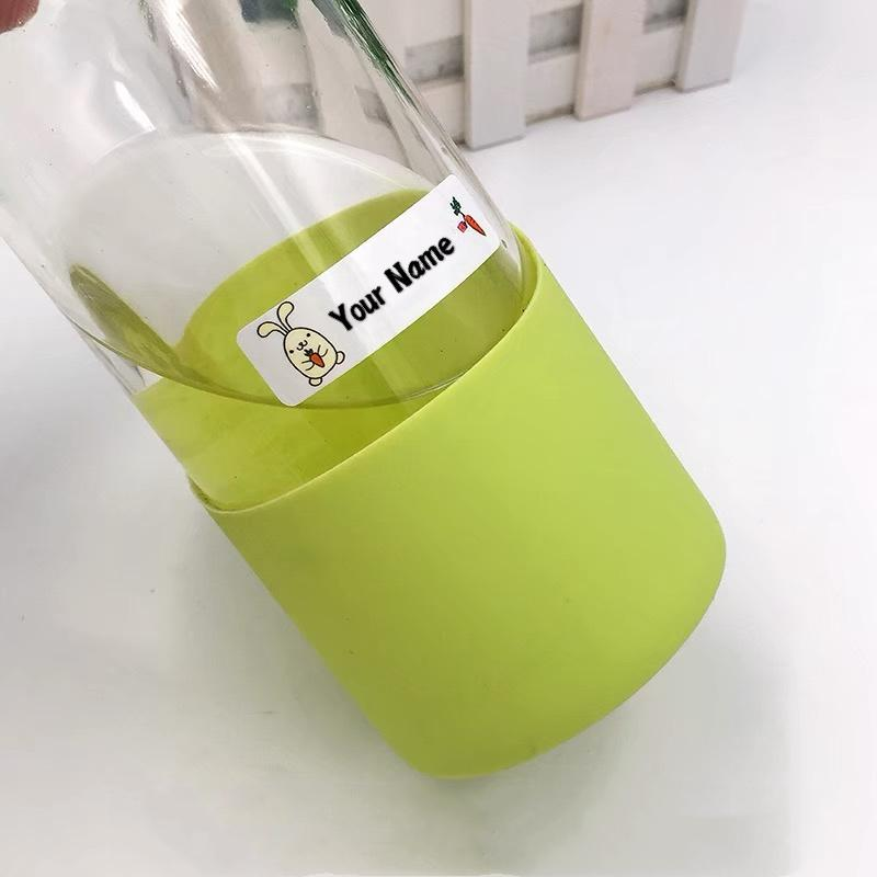 (Last Day Promotion&50% OFF)Miya custom made Name Labels,Baby Bottle Labels