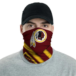 Washington Redskins Logo Face Mask Bandanas