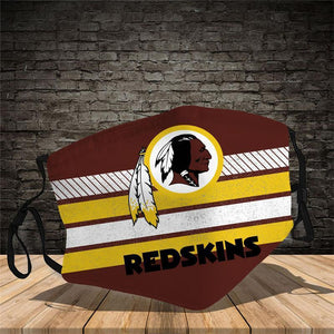 Washington Redskins Face Mask