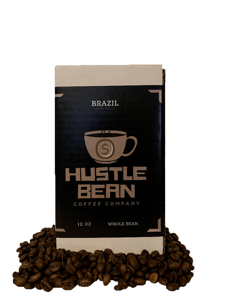 Hustle Bean Coffee's Brazilian Roast for Entrepreneurs