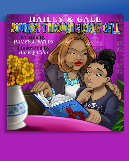 Book - Journey Through Sickle Cell