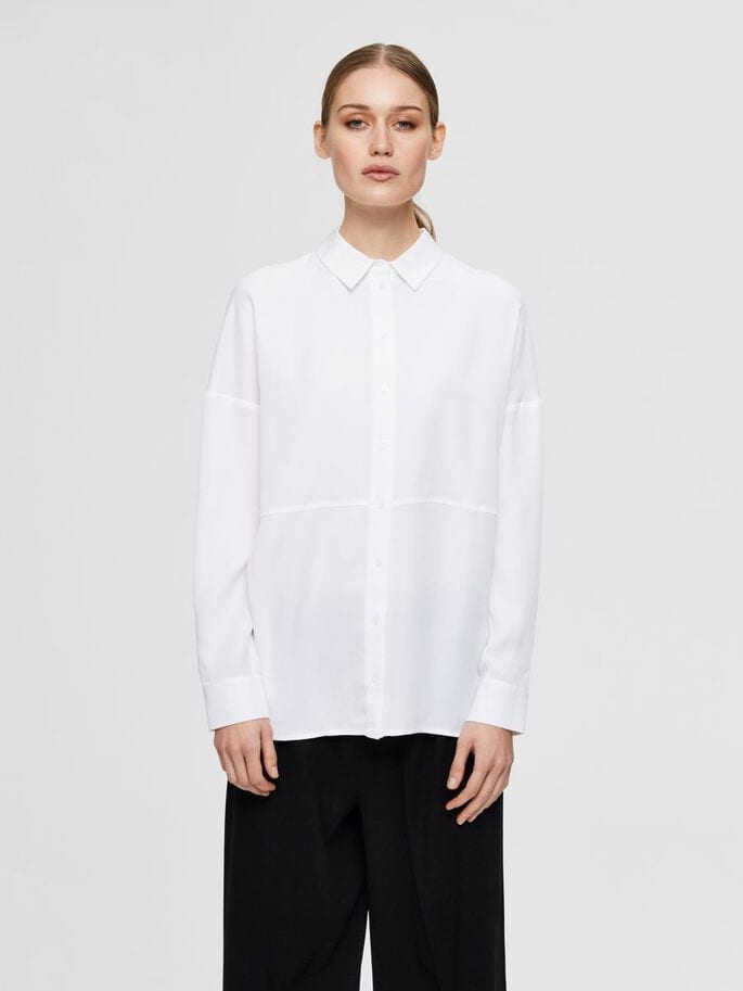 Selected Femme - slftrixy long sleeve shirt