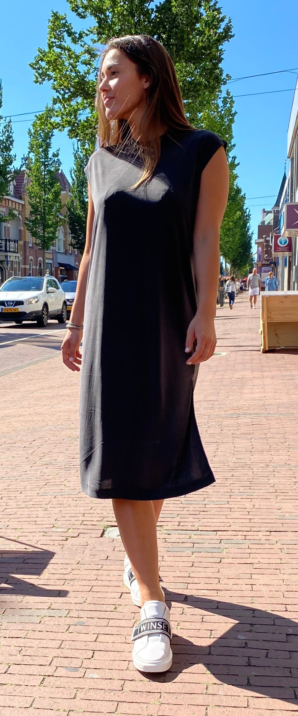 Notes Du Nord - Dallas sleeveless dress