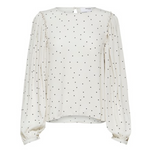 Selected Femme | Slfzelda ls top | Shop nu bij She Stories