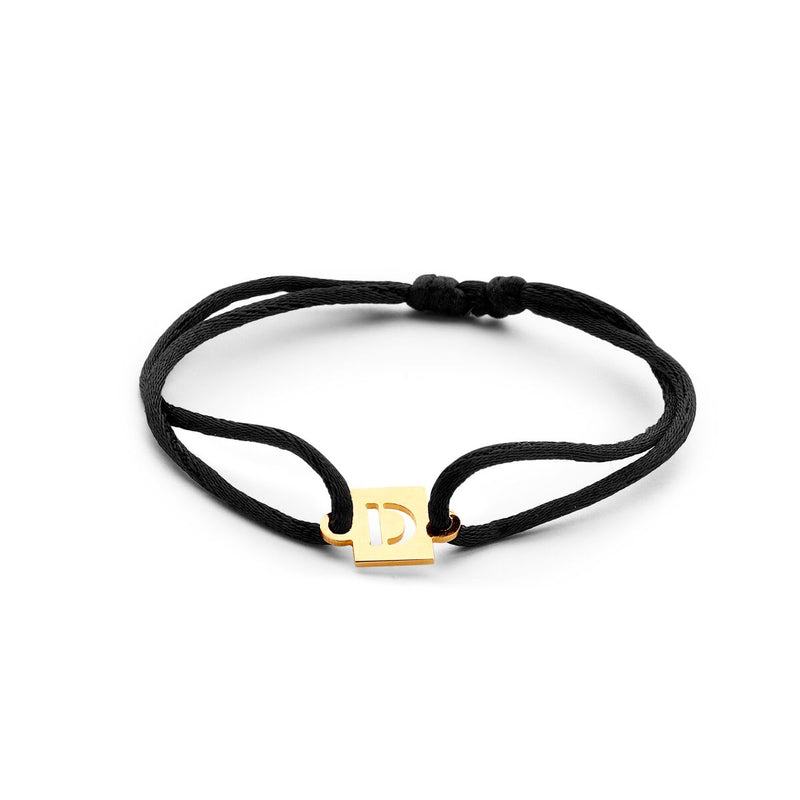 Just Franky - Square Bracelet Cord