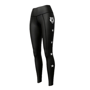 DBXGEAR X TigerBFree Ladies Yoga Fitness Leggings