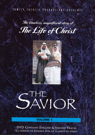 The Life of Christ - The Savior DVD