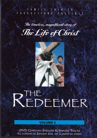 The Life of Christ - The Redeemer DVD