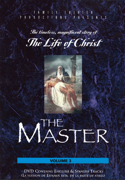 The Life of Christ - The Master DVD