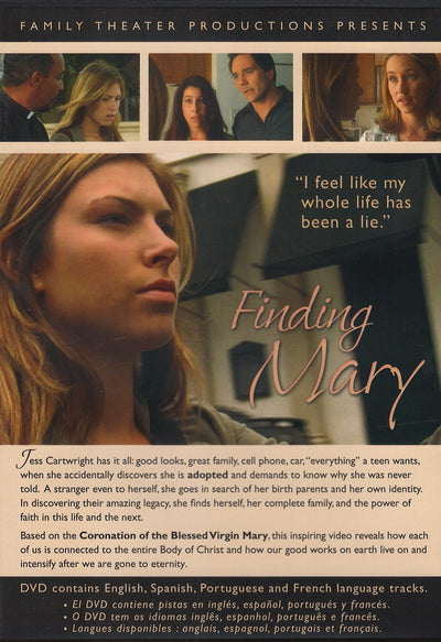 Finding Mary DVD