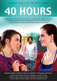 40 Hours DVD