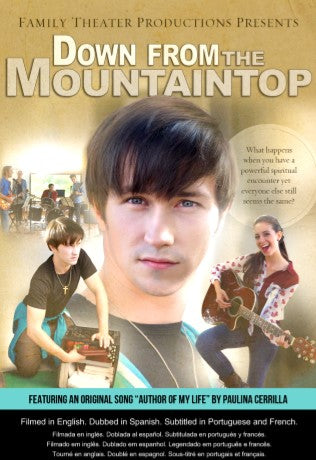Down from the Mountaintop DVD