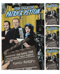 The Tale of Patrick Peyton Comic Book