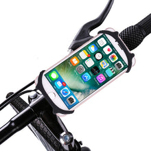 Load image into Gallery viewer, Silicone Handlebar Mobile Phone Mount