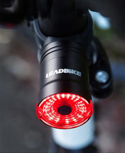 Load image into Gallery viewer, Smart Rechargeable USB Tail Light