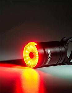 Smart Rechargeable USB Tail Light
