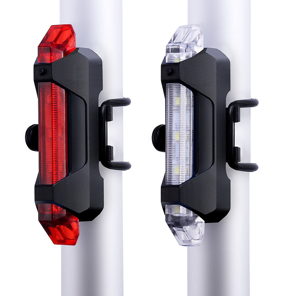 Flare Recon 5 LED Rechargeable Bike Light
