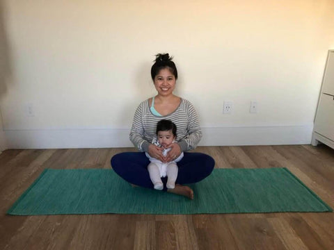 Yoga Exercise at Home with Yogasana