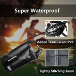 PACEARTH Double-Layer Waterproof Dry Bag
