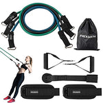 PACEARTH Resistance Bands Set with Larger Handles