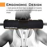 PACEARTH Barbell Pad Squat Pad
