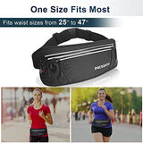 PACEARTH Anti-Theft Fanny Pack, Waterproof Waist Bag