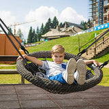 PACEARTH Saucer Tree Swing Ropes - Pack of 2