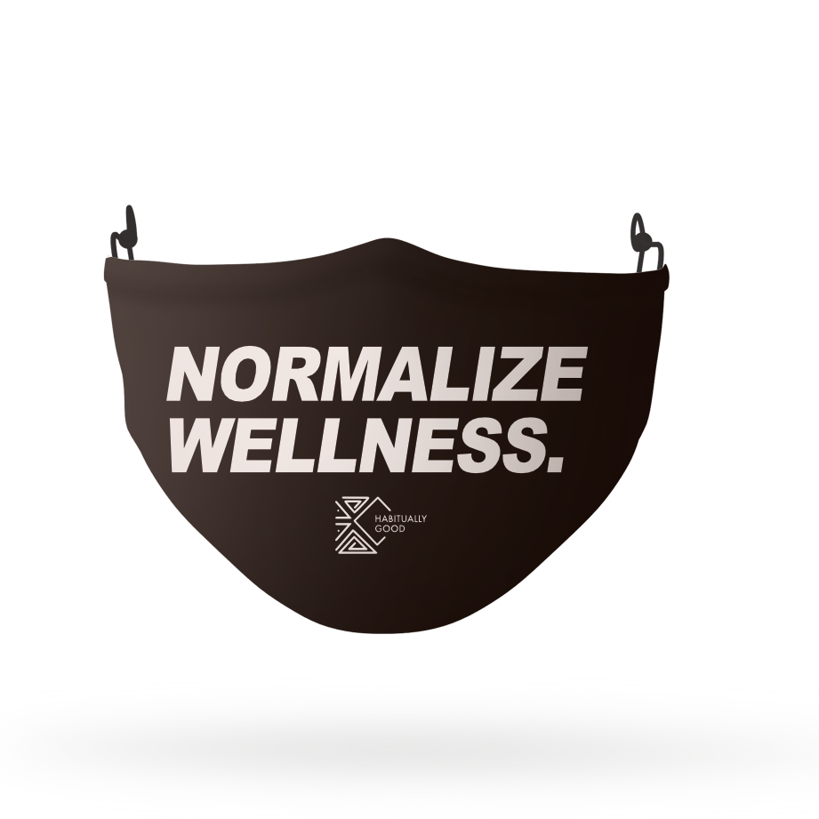 NEW - Normalize Wellness Mask
