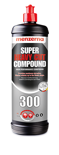 SUPER HEAVY CUT COMPOUND 300,  5 LITROS