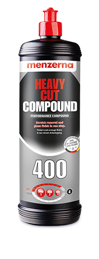 HEAVY CUT COMPOUND 400, 1 litro