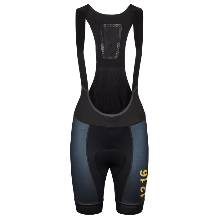 Bib Pro Black/Gold Women