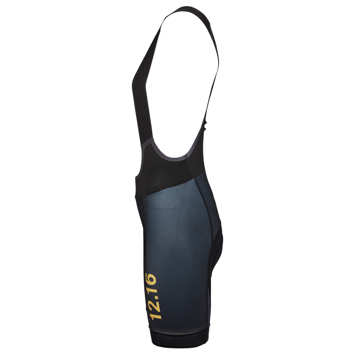 Bib Pro Black/Gold Men