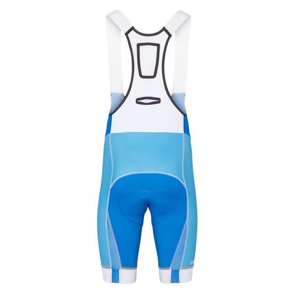 Bib Pro SkyBlue/White Men