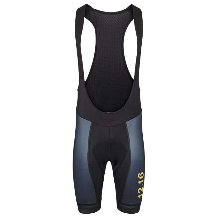 BiB pro Lycra Black/Gold Men